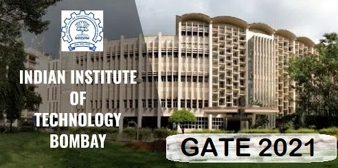 GATE Exam 2021 by IIT Bombay