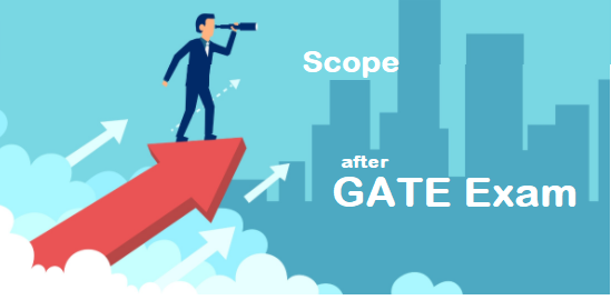 Scope after GATE Exam
